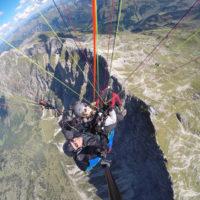 Paragliding Tandemflug 9