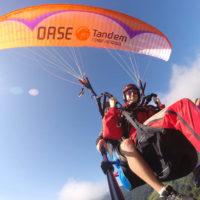 Paragliding Tandemflug 8