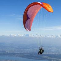 Paragliding Tandemflug 4