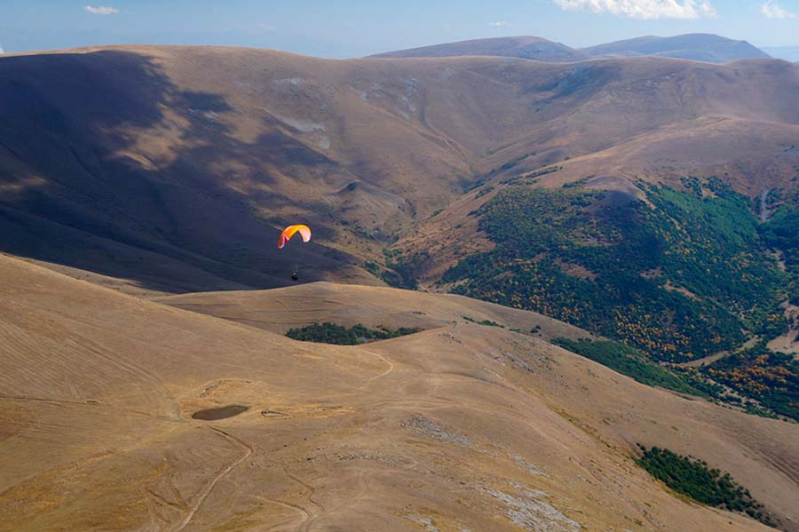 Gleitschirmreise_Armenien_Paragliding07